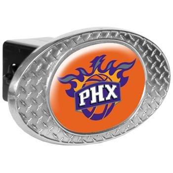 NBA Phoenix Suns Metal Diamond Plate Trailer Hitch Cover