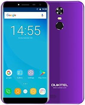 OUKITEL C8 3G Smartphone Desbloqueado Huella Digital de 5,5 ...
