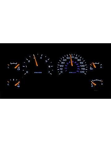 2001 silverado custom gauge cluster