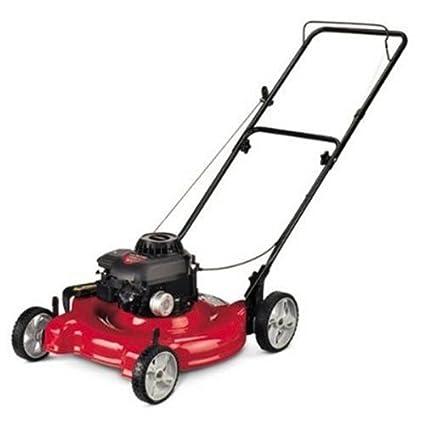 Amazon com : Yard Machines 22-Inch 158cc Briggs & Stratton