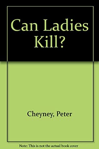book cover of Can Ladies Kill?