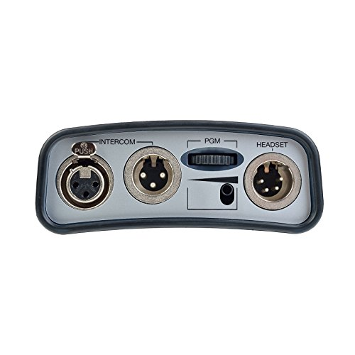 Clear-Com RS-703 | 2 Channel Intercom Wired Beltpack by Clear-Com (Image #3)