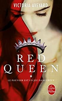Red Queen, tome 1 par Aveyard