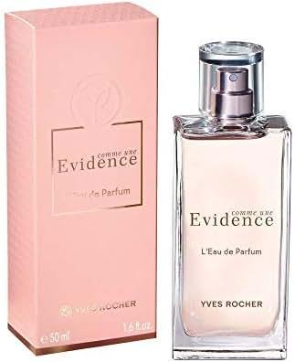 Yves Rocher Comme Une Evidence L'Eau de Parfum for Women, Spray, 50 ml./1.7 fl.oz.
