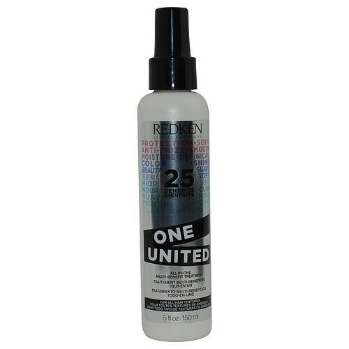 Redken One United 25 Benefits Multi-benefit Hair Treatment Spray 5.0 Ounces by Redken One United