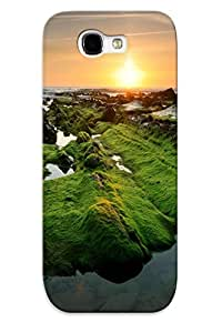 Case Provided For Galaxy Note 2 Protector Case Shore In India Phone Cover With Appearance