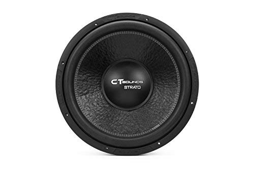 "CT Sounds Strato 2.0 15"" D1-Set of 1 (Black)"