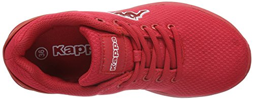 Red Mixte Trust 2020 Adulte Kappa Rouge Baskets Basses YtqBFw