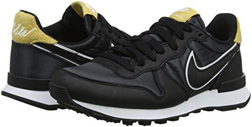 Gymnastique De Internationalist noir Bl 001 Chaussures Femmes W Heat Nike Or Noir q6wXYE1