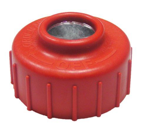 te UT33600 Trimmer Replacement Left Handed Thread Spool Retainer # 308042003 (Ryobi Bump Knob)