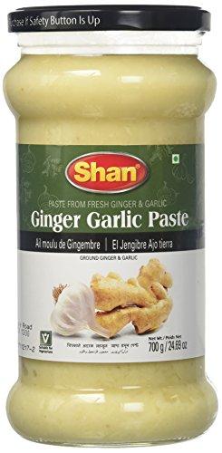 Shan - Ginger Garlic Paste - 700g, Premium Quality