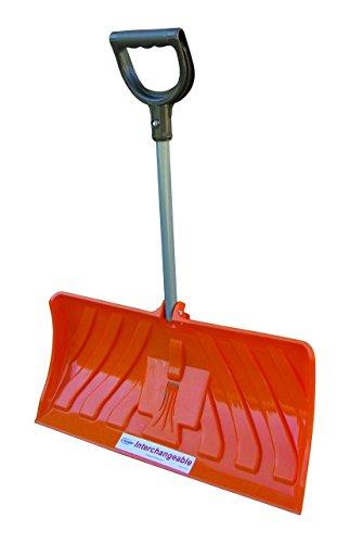 Changer Interchangeable Snow Shovel, Blade, Easy Lift, Wi...