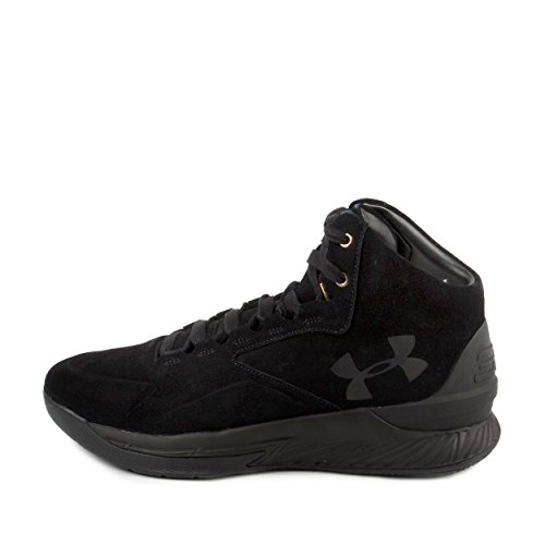 Sotto Armatura X Steph Curry Men Curry 1 Mid Alpha - Curry Lux Pack (nero / Nero)