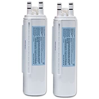 electrolux refrigerator water filter. frigidaire wf3cb puresource 3 refrigerator water filter, 2 pack electrolux filter w