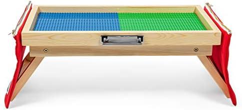 Small Foldable Building Block Kids El Toro Creative Activity Table