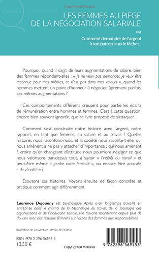Amazon Fr Femmes Au Piege De La Negociation Salariale Ou Comment