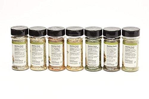 Tastefully Simple Super Seasoning Pack - 7 Pack Ultimate Seasoning Set by Tastefully Simple (Image #1)