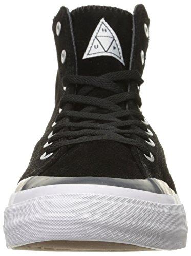 HUF - Zapatillas de skateboarding para hombre negro