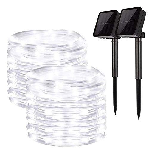 100 Led Solar Rope Lights in US - 2