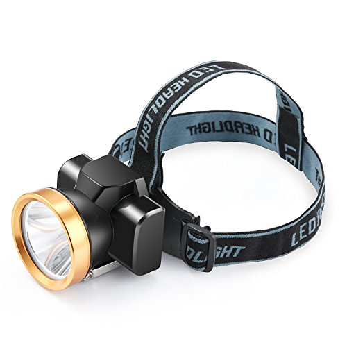 Kohree Headlight Headlamp Rechargeable Batteries product image