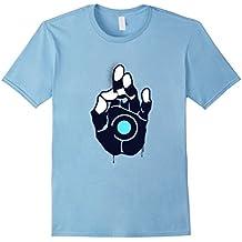 Overwatch Symmetra Glove Spray Tee Shirt