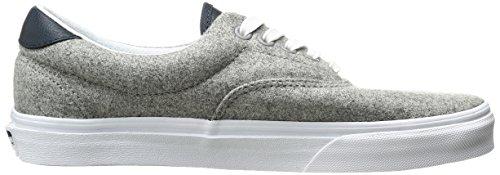 Gray White Vans 59 Era Unisex Skate Shoes qXZUR8X