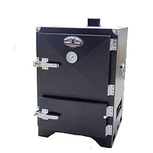 Backwoods Chubby 3400 Outdoor Charcoal Smoker by Backwoods Smoker / Smokin' Deal BBQ