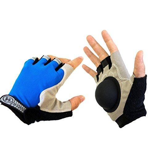 Denshine 1 Pair Basketball Dribble Gloves Finger Strengthener Training Anti Grip Aid Exercise - Dribble Gloves