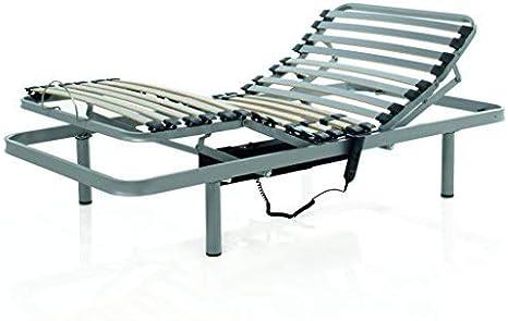 LA WEB DEL COLCHON - Cama Articulada Confort 80x 190 cms.