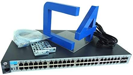 HP 2530-48G - Switch de red (L2, Gestionado, Gigabit Ethernet (10 ...