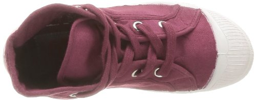 Bensimon - Zapatillas de Deporte de tela Infantil Rosa - Rose (Framboise 411)