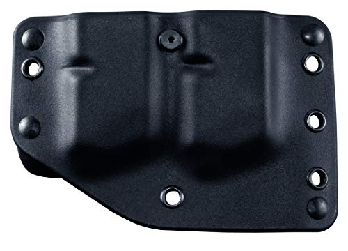 Stealth Operator Twin Mag Outside Waistband (OWB) Holster | Fits a Variety of Double Stacks | Glock