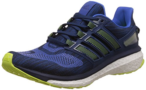 Adidas Mænd Energi Boost 3 Sneakers Flerfarvede (blå / Syello / Mysblu) NL6uyJ1