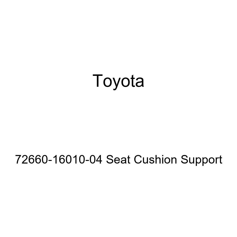 TOYOTA Genuine 72660-16010-04 Seat Cushion Support