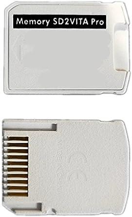 Amazon.com: sd2vita Pro V5.0 para PSVita tarjetas de juego a ...