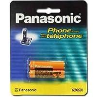 OEM Panasonic Hhr-4dpa/2b Cordless Phone Battery (Replaces Hhr-55aaabu) Fast Shipping Ship Worldwide