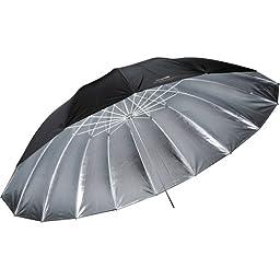 Impact 7\' Parabolic Umbrella (Silver)