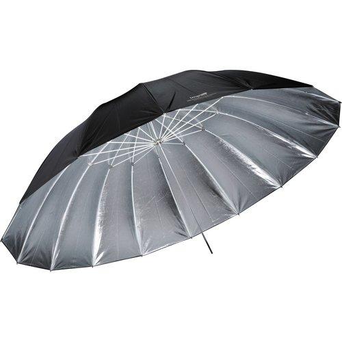 Impact 7' Parabolic Umbrella (Silver) by Impact