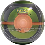 Pokemon 2020 Summer Poke Ball Tin Dusk Ball | 3 Booster Packs | Each XY Series Pack Contains 10 Cards | Genuine Cards