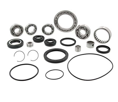 Yamaha Big Bear 400 YFM400 Front & Rear Differential Bearing Seal Kit 2000 - Diff Differential