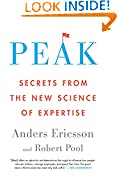 #8: Peak: Secrets from the New Science of Expertise