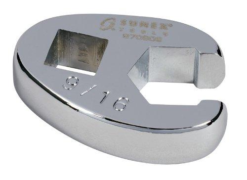 Sunex 970808 3/8-Inch Drive 9/16-Inch Flare Nut Crowfoot Wre