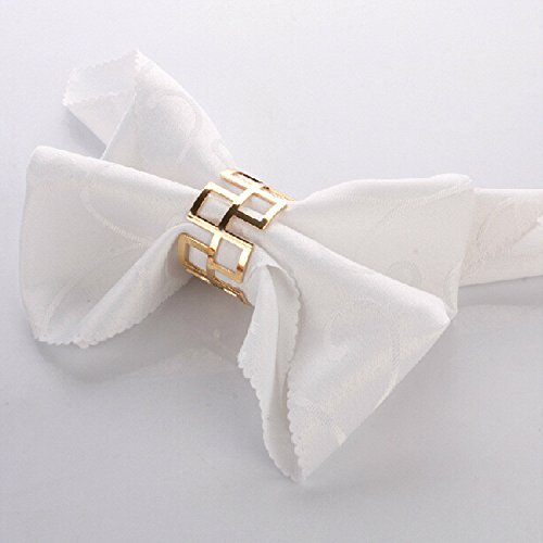 White The hotel restaurant square white napkin Mat Towel napkin cloth 4545cm50,yellow