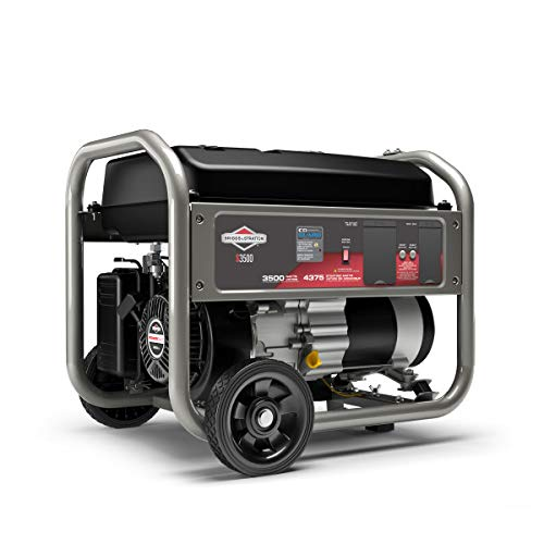 Briggs and Stratton 30743 CA Approved 3500 Watt Generator 208cc OHV Briggs and Stratton