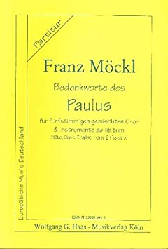 bedenk Palabras del Paulus: para Gem: Möckl, Franz: Amazon.es