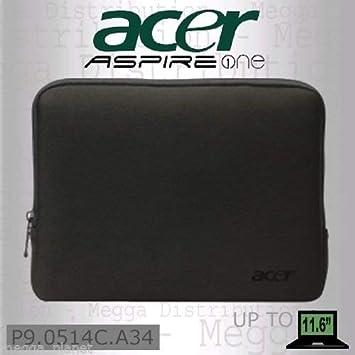 Acer Aspire One portátil/Netbook/Tablet Funda de Neopreno de protección – para Dispositivos de medición hasta 19,5 cm x 26,5 cm x 2,8 cm
