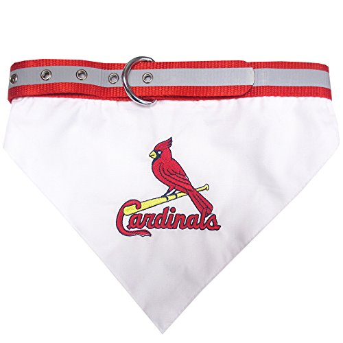 picture of Pets First MLB St. Louis Cardinals Pet Bandana, Large