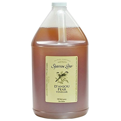 D'Anjou Pear Vinegar - 1 jug - 1 gallon by Gourmet Food World