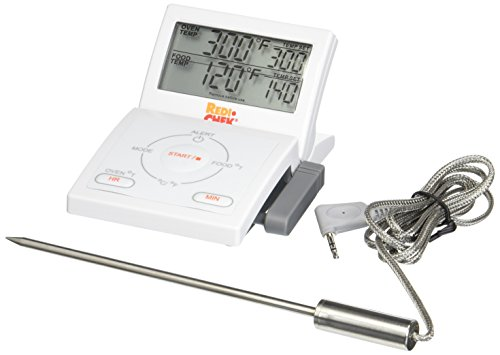 Maverick Two-In-One Oven and Roasting Digital Thermometer with Timer