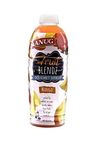 Taanug Gourmet Syrup Mango 48 oz.